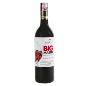 Big Master Regular Wine
