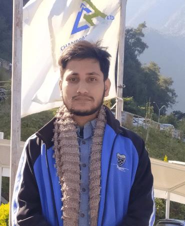 Narayan Adhikari Team Member