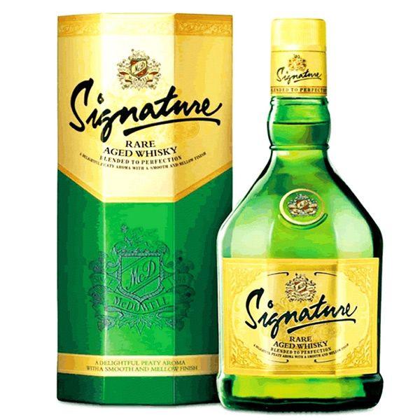 Signature Rare Aged Whisky