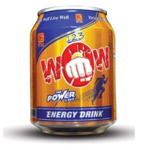Wow Energy Drink