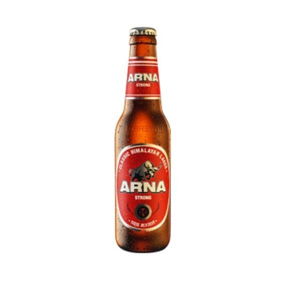 Arna Extra Strong Bottle 330ML