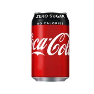 Coca Cola Sugar Free Can