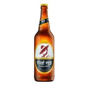 Gorkha Strong Bottle 650ML