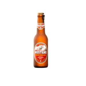Mustang Premium Strong Bottle 330ML