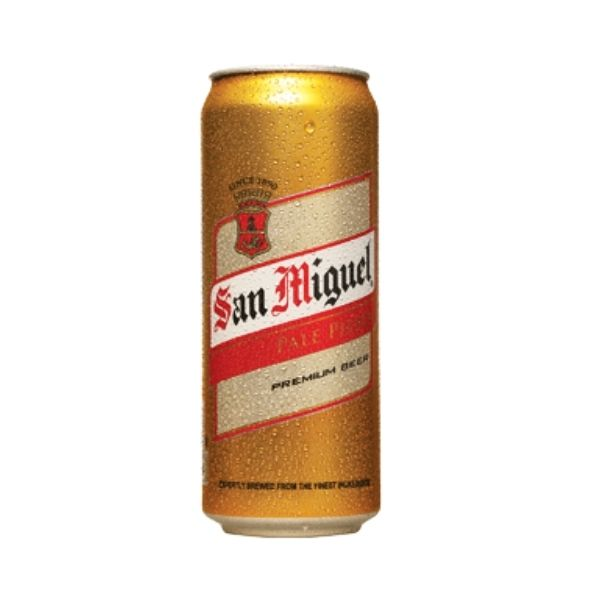 San Miguel Can 500ML