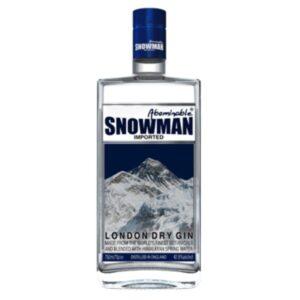Snowman Gin