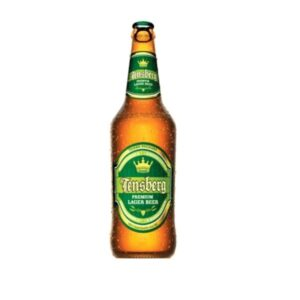 Tensberg Premium Lager Bottle 650ML