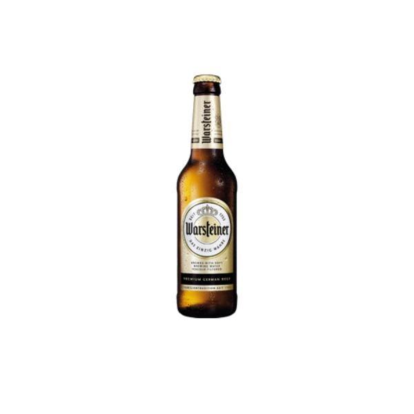 Warsteiner Bottle 330ML