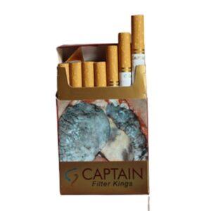 Captain Cigarette in Nepal