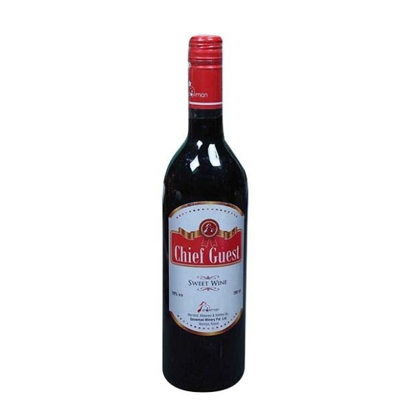Chief Guest white wine in Nepal