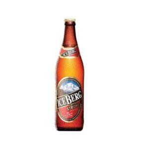 Iceberg Beer in Nepal
