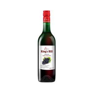 King's Hill Red sweet wine in Nepal