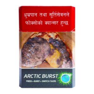 SURYA ARCTIC BURST in Nepal