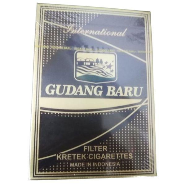 Gudang Baru Cigarette in Nepal