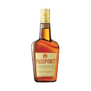Passport Whisky in Nepal