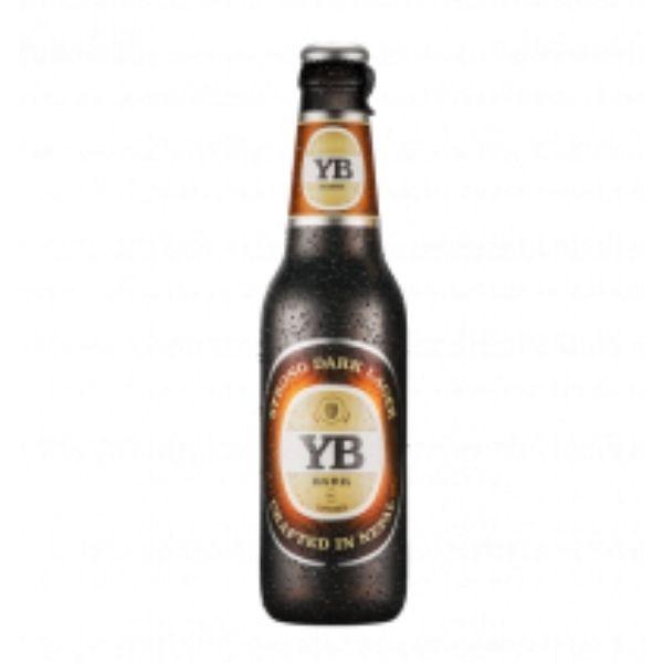 YB Dark Beer in Nepal